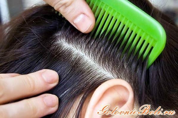 Бальзам маска для волос деготь цинк смываемая