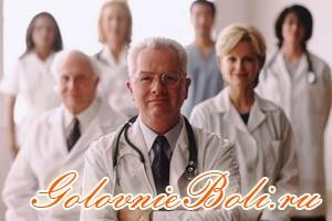 врачи лечащие головную боль