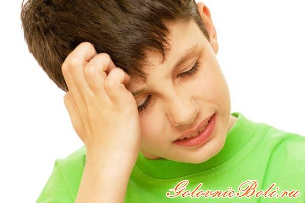 профилактика головной боли у детей