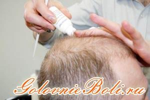 лекарства для кожи головы и волос