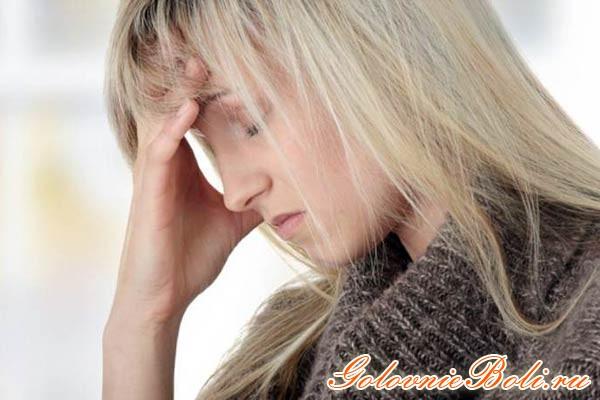головная боль по утрам