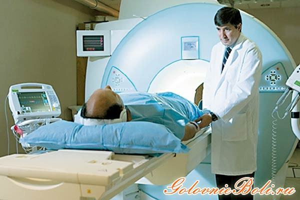мрт магнитно-резонансная томография