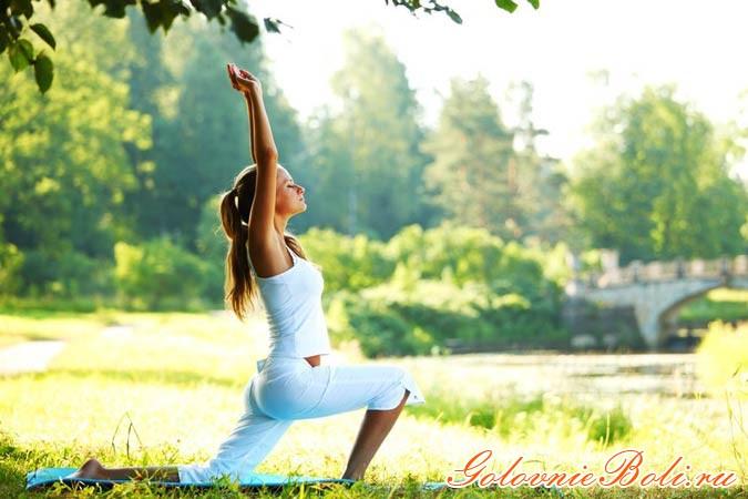 Физические нагрузки посильными и увеличиваться постепенно