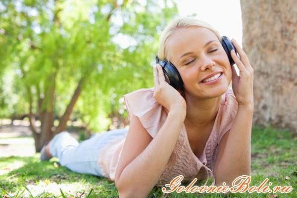 музыка от головной боли