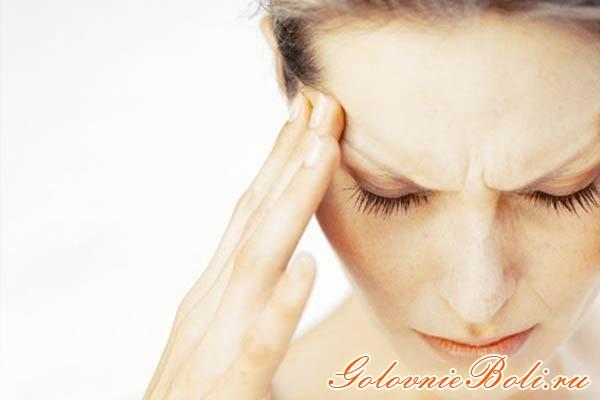 Болит голова при наклоне вниз: причины возникновения и лечение