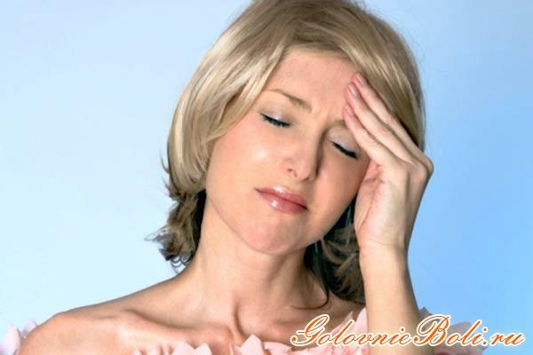 Боль головная пучковая. Причины, симптомы, лечение Боль головная пучковая