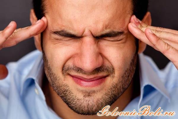 Экстренная помощь при сильной головной боли